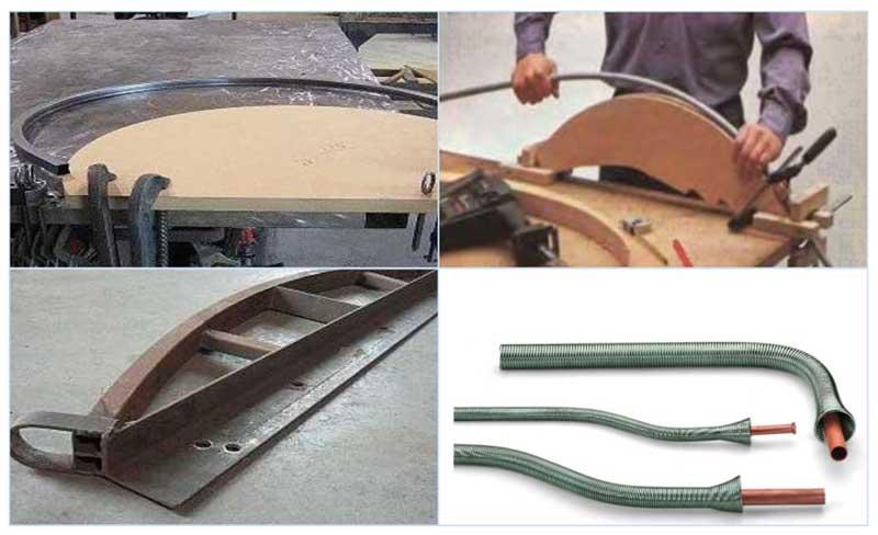 Гибка металла. способы, инструмент для гибки металла