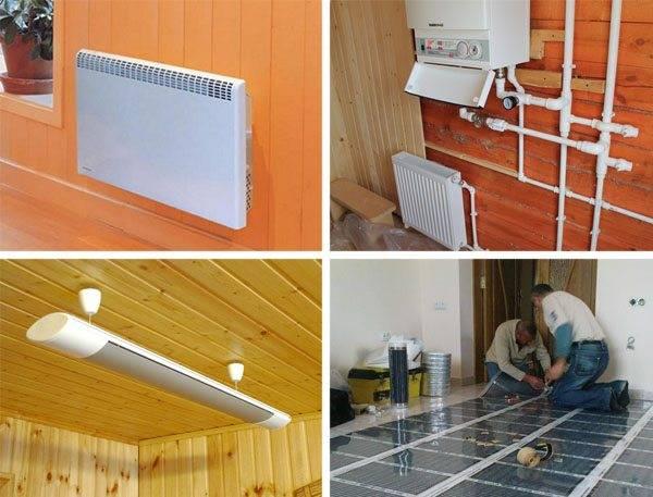 Отопление загородного дома без газа и электричества: как отопить дешево, экономичные варианты и цены