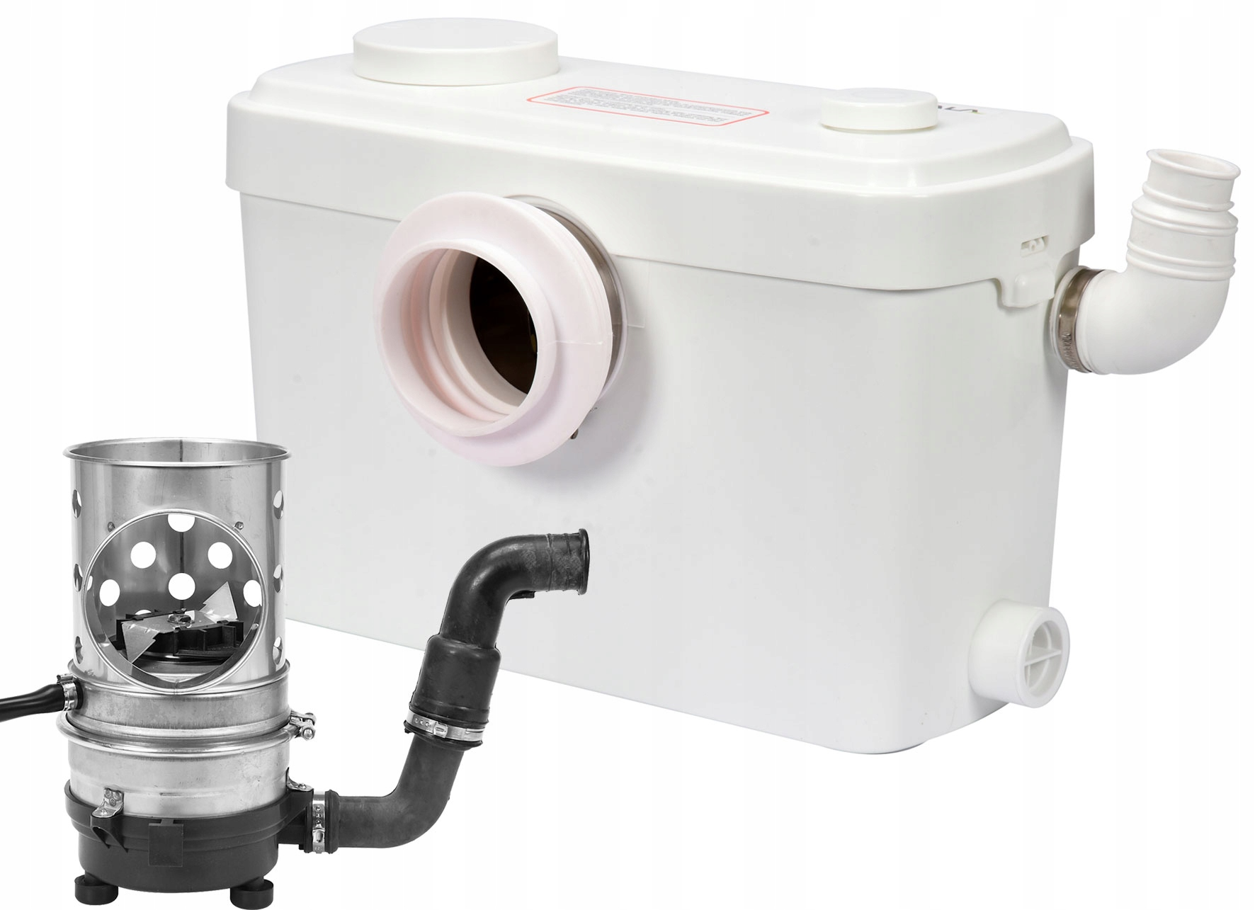 Фекальный насос с измельчителем для туалета (унитаза): правильная установка
