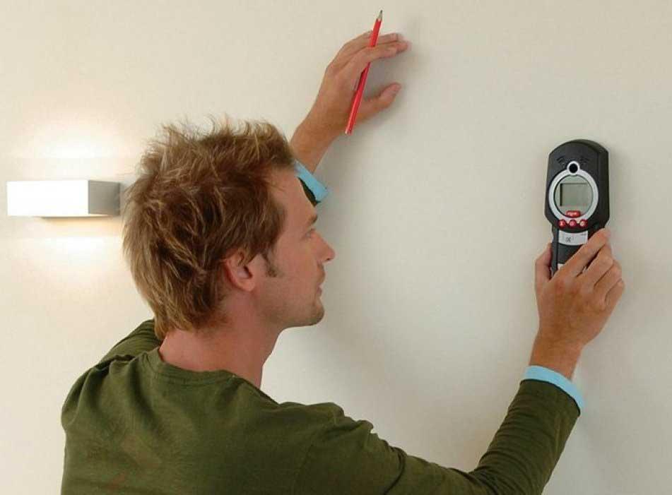 Как найти и устранить обрыв провода в стене: обзор способов - точка j