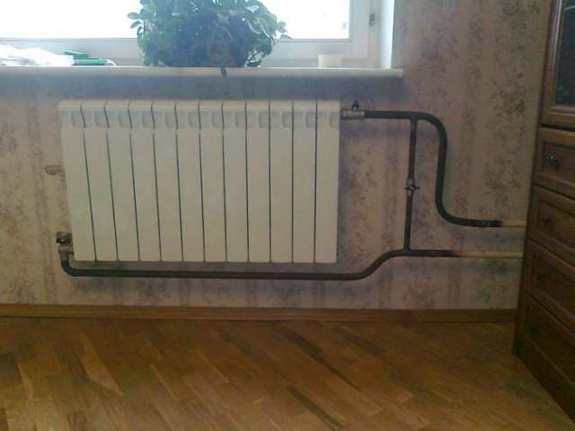 Замена радиаторов отопления газосваркой частники. как происходит замена батарей на газосварке – теория и практика