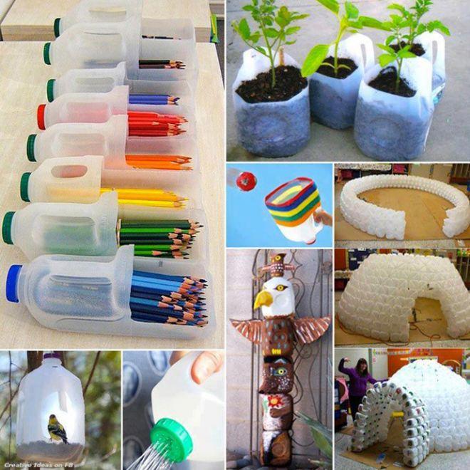 Переработка пластика в домашних условиях
