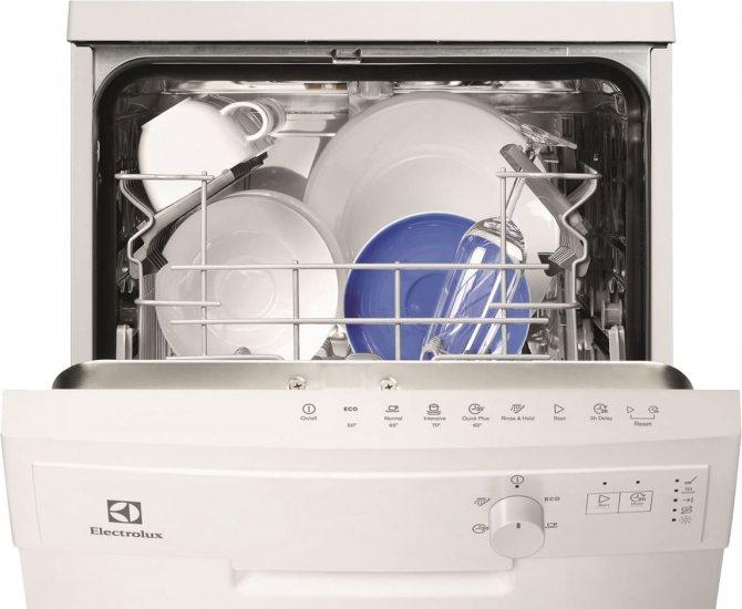 Неисправности и ошибки посудомоечной машины электролюкс - qteck.ru