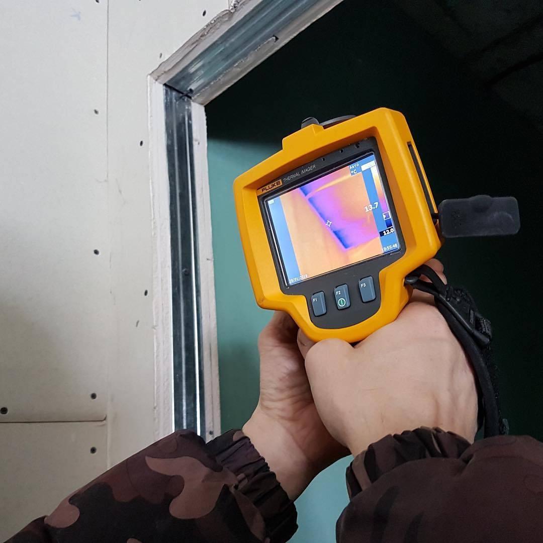 Оценка теплопотерь дома: как правильно проводить тепловизионное обследование