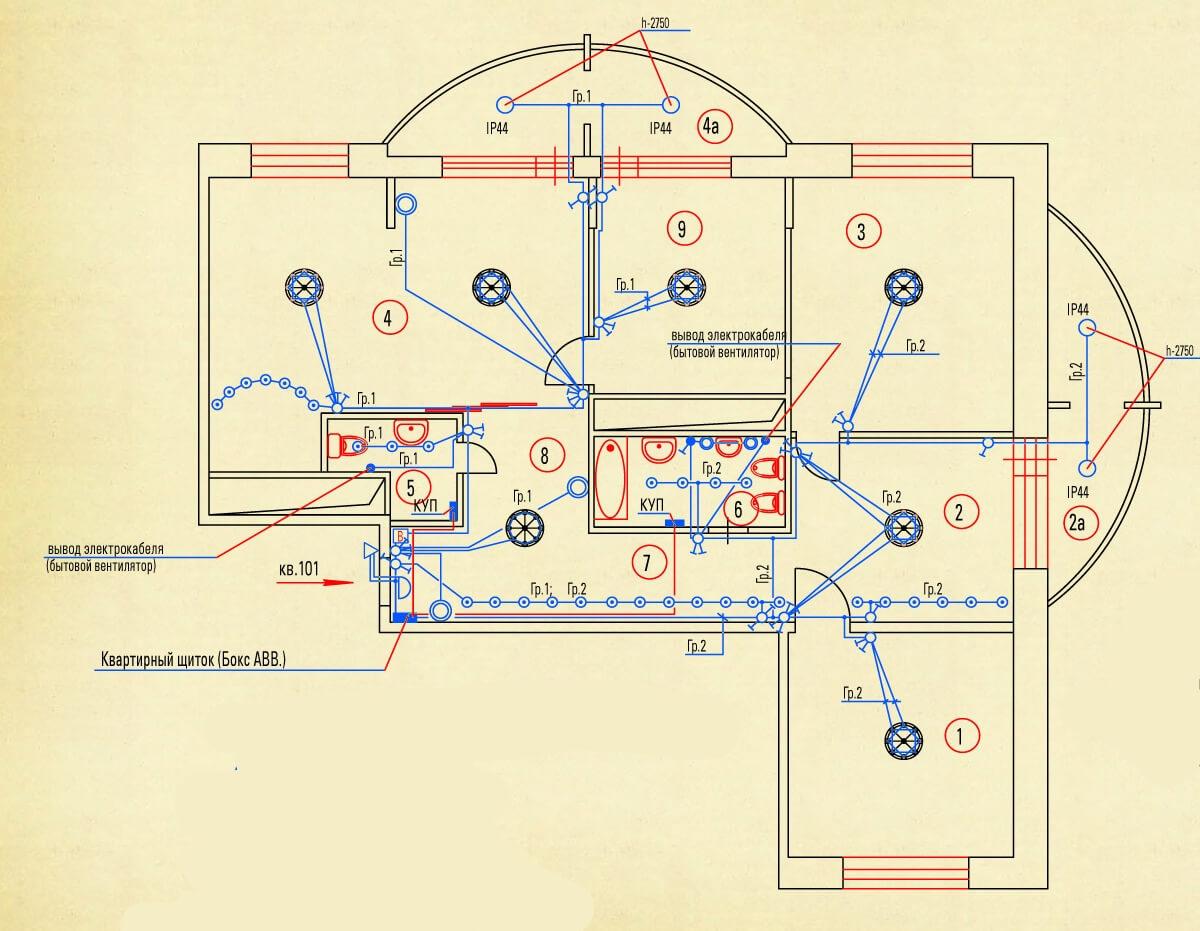 Монтаж электропроводки своими руками: как грамотно выполнить электромонтажные работы