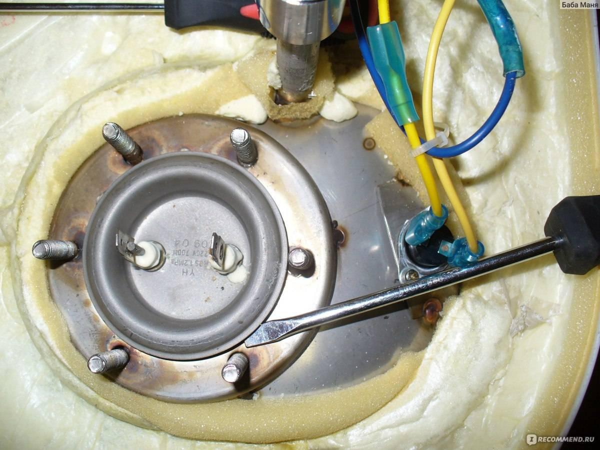 Как выполнить ремонт водонагревателей термекс своими руками: пошаговая видеоинструкция