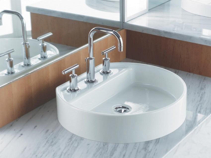 Раковина для ванны - рекомендации по выбору и основные критерии подбора раковины (135 фото)