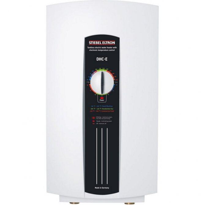 Топ 10 электрических проточных водонагревателей для квартиры: рейтинг лучших