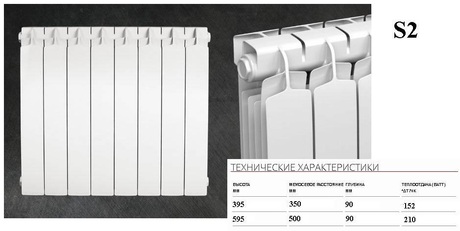 Лучшие биметаллические радиаторы, топ-10 рейтинг батарей 2020