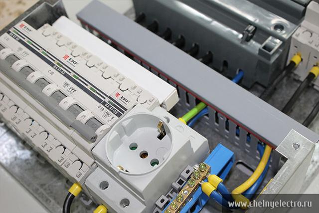Как собрать щит учета электроэнергии: подробная инструкция