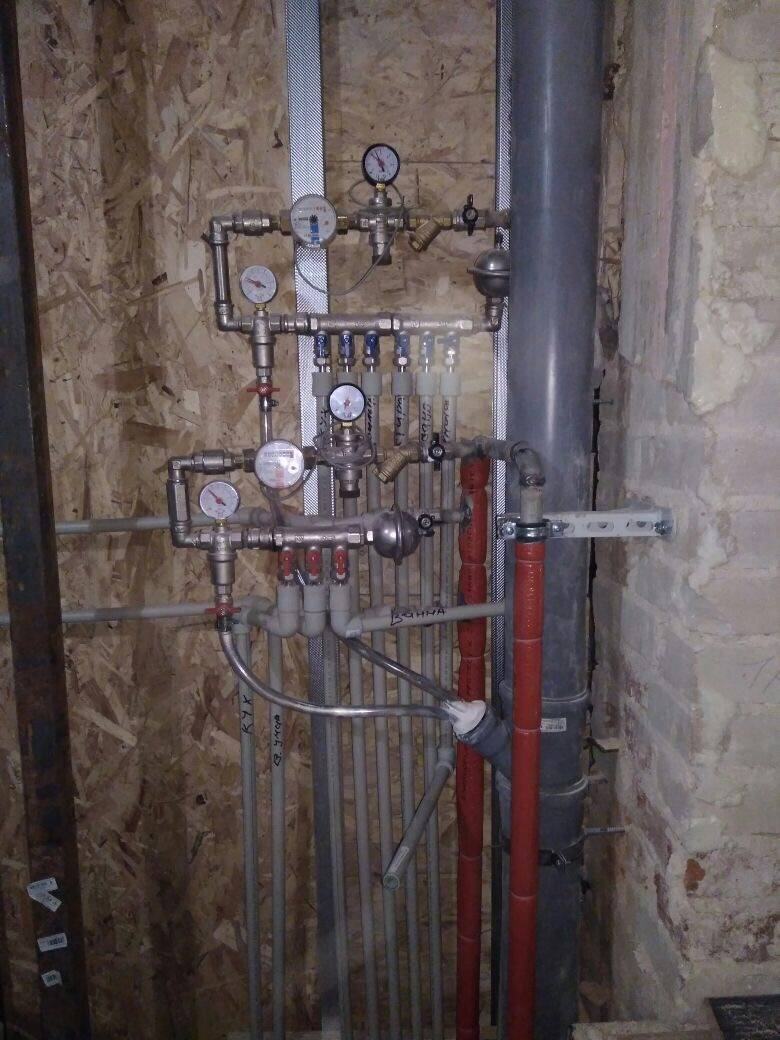 Замена труб водоснабжения в квартире своими руками: способы и ремонт пошагово