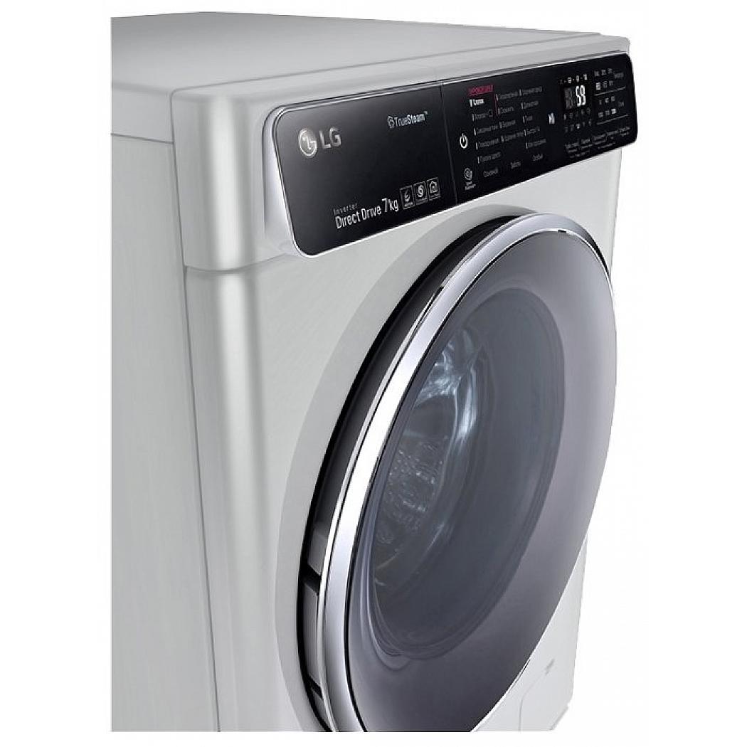 Функциональные стиральные машины lg: от быстрой стирки до качественной сушки