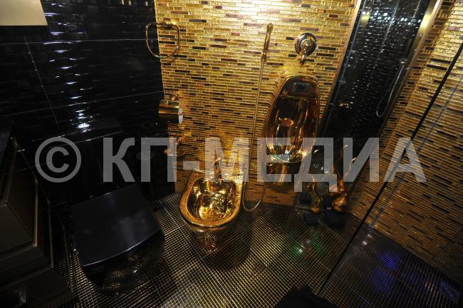 Бари алибасов показал золотые унитазы в своей новой квартире фото