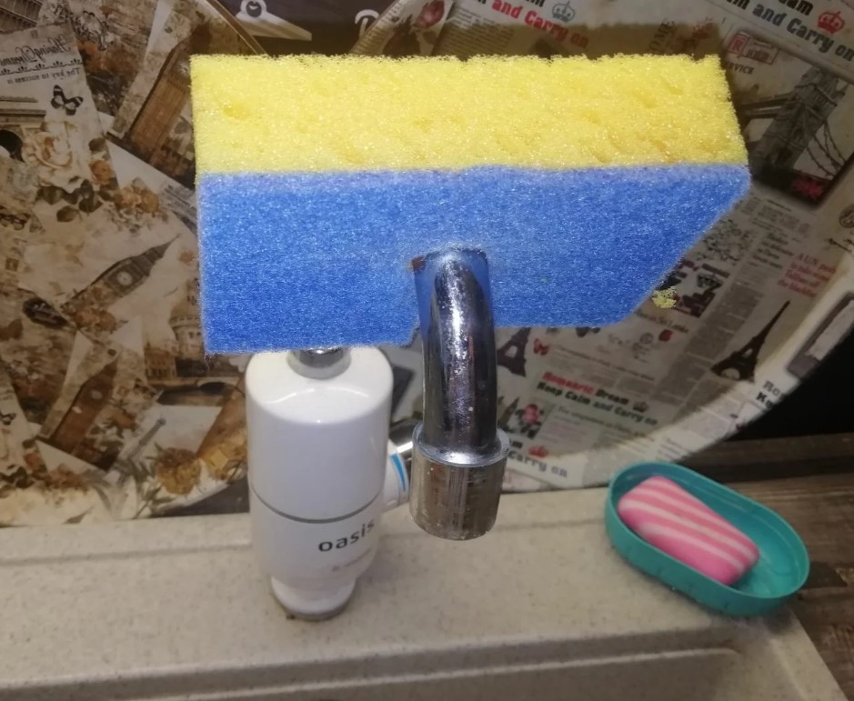 Идеи по применению металлической губки для мытья посуды