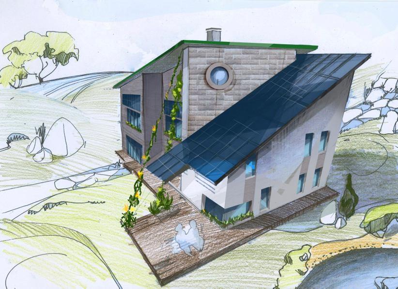 Экологические дома мира. семь способов, как построить экодом