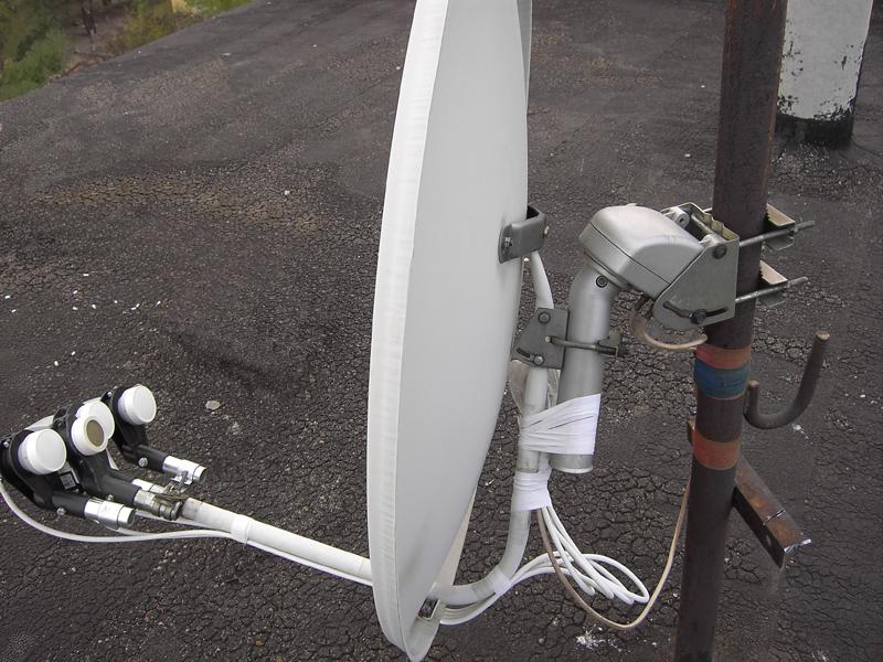 Установка и настройка спутниковой антенны своими руками: выбор места, принцип настройки