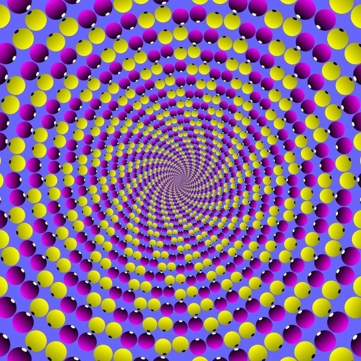 15 оптических иллюзий для любителей загадок