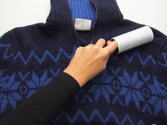 Как убрать катышки с кофты: обработка шерсти и трикотажа