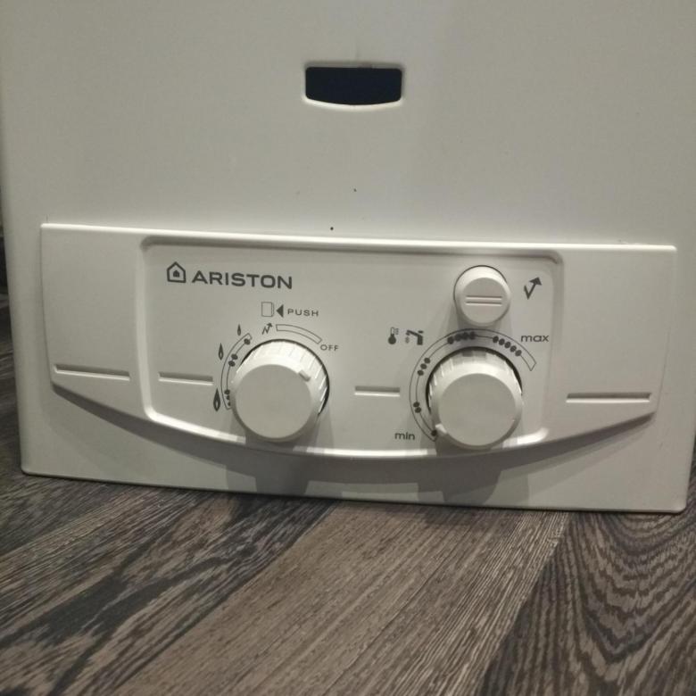 Описание мануал газовой колонки аристон фаст 14. как зажечь газовую колонку ariston: особенности включения и техника безопасности при использовании. газовые колонки аристон