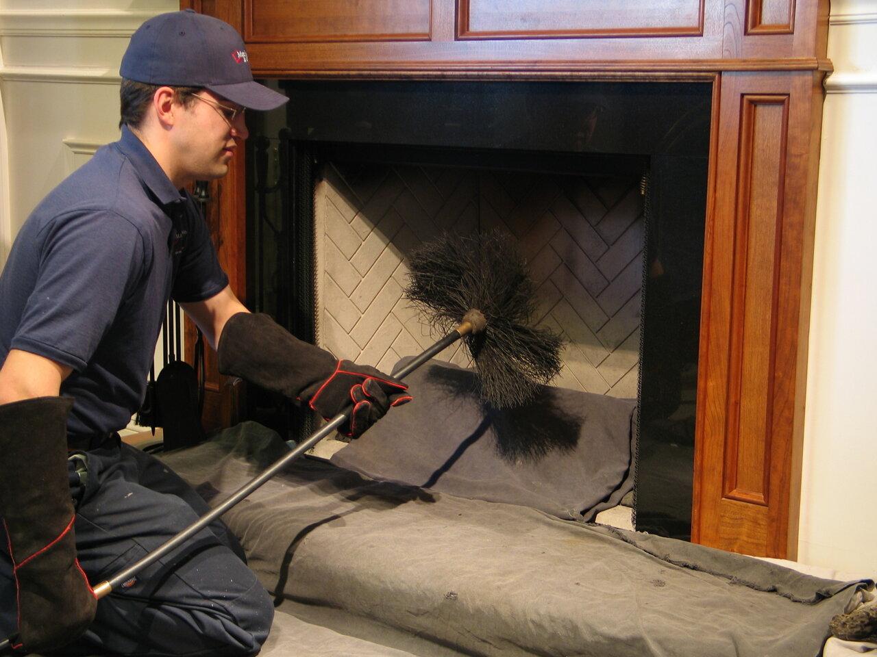 Как и чем прочистить дымоход от сажи: обзор средств и технологии очистки