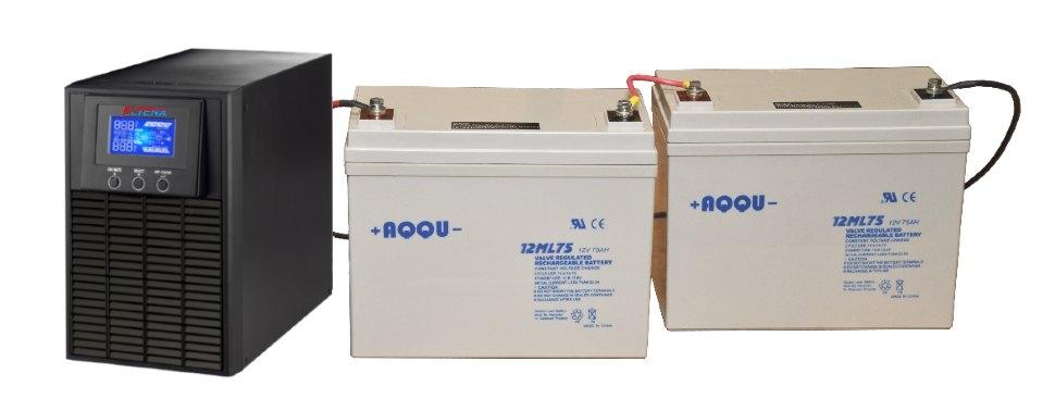 Выбор источника бесперебойного электропитания для систем отопления загородного дома