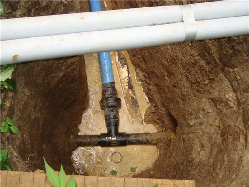 Какие трубы выбрать для летнего водопровода на даче