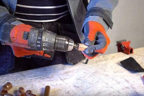 Пайка медных труб: технологические особенности и ход работы