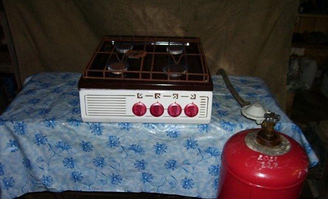 Коптит газовая плита — что делать