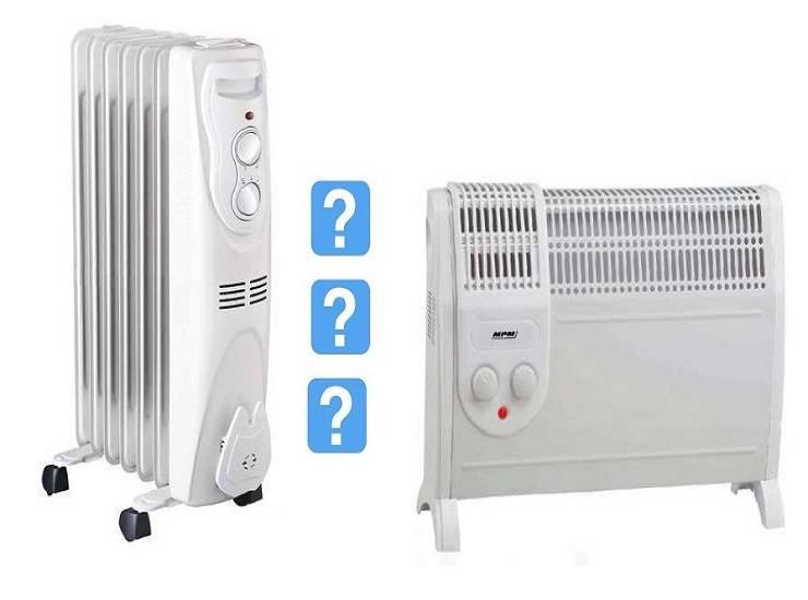 Что лучше конвекторы или радиаторы: сравнение характеристик устройств