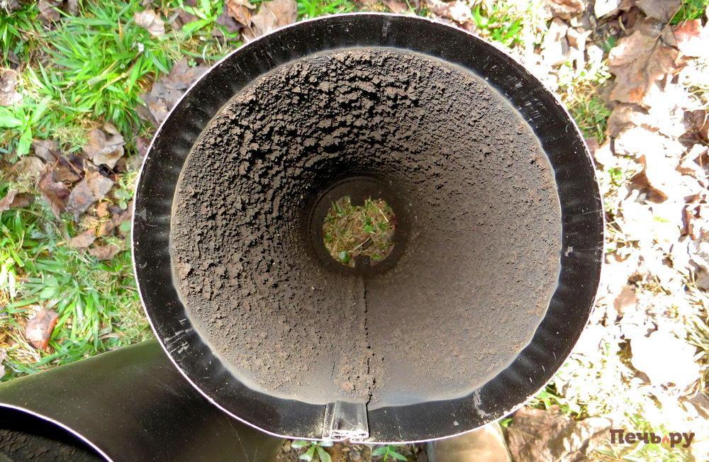 Чем прочистить дымоход: способы чистки печного дымохода народными средствами от сажи и копоти