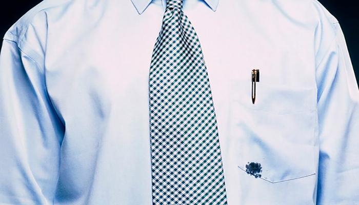 Как отстирать ручку содежды легко ибыстро: чем посыпать, попшыкать, потереть