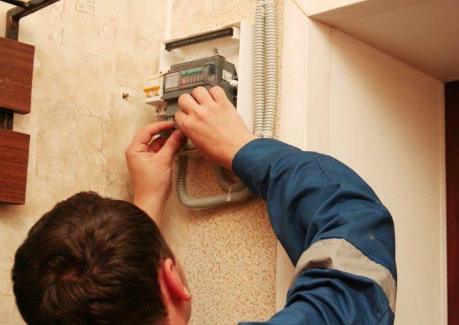 Замена счетчика электроэнергии в частном доме: кто ее производит и за чей счет, нужно ли платить