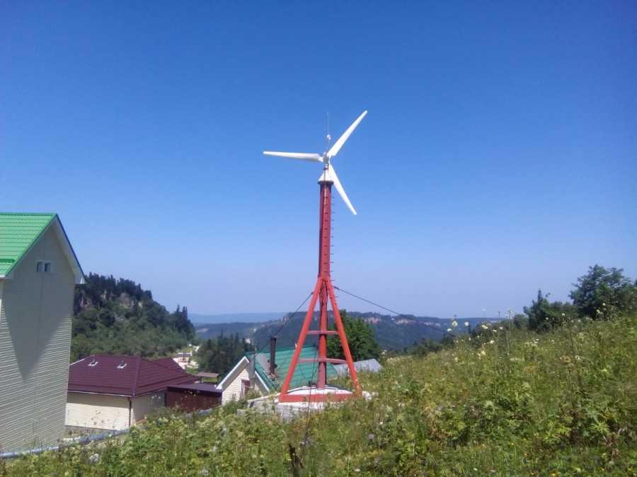 Ветроэнергетика в германии - wind power in germany