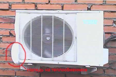 Можно ли включать кондиционер зимой при минусовой температуре на улице