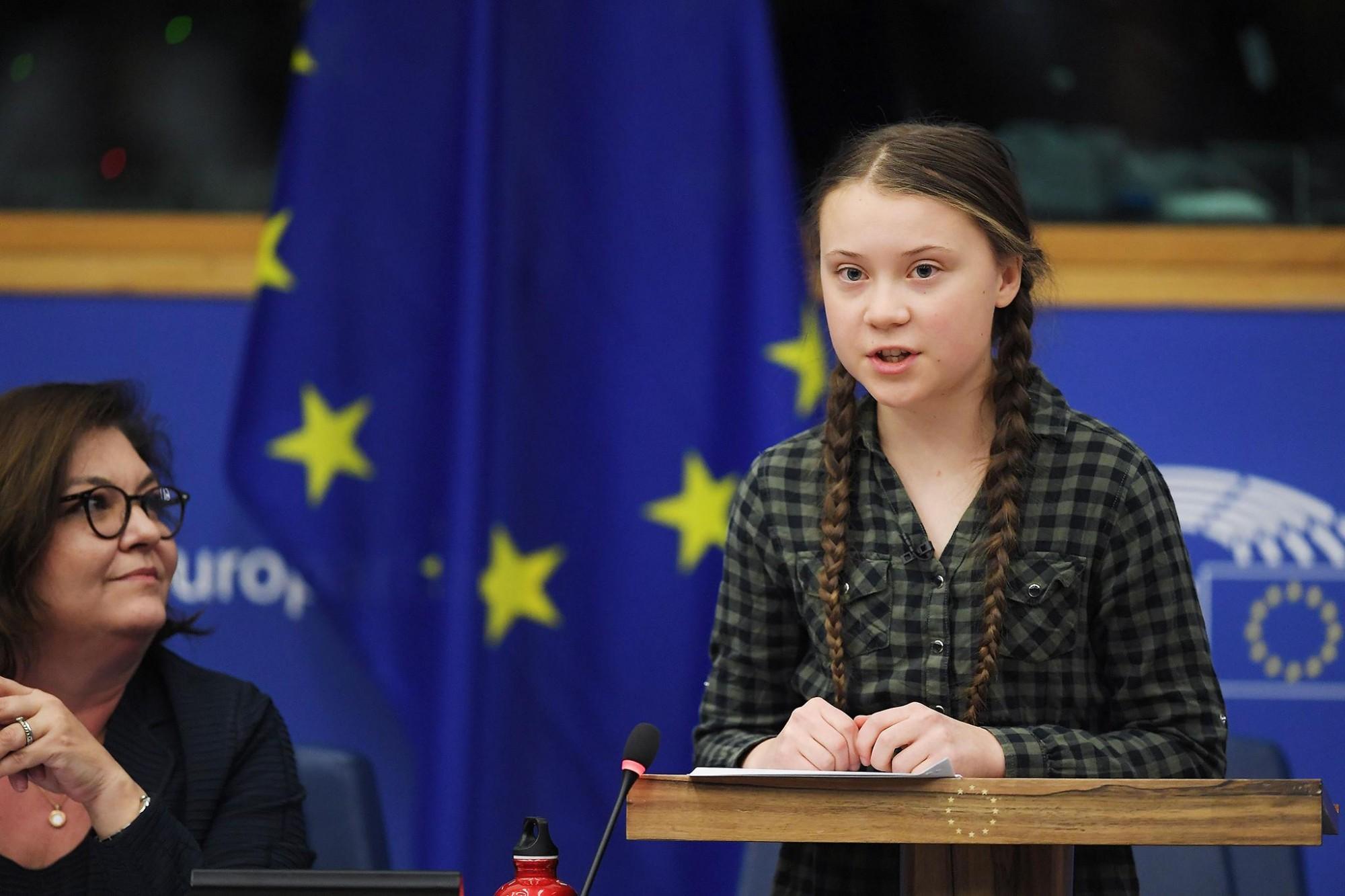 Грета тунберг: как школьница разнесла политиков в оон и что ответил