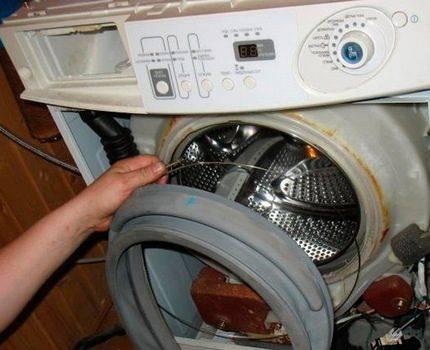 Как разобрать стиральную машину samsung? как снять барабан и переднюю панель? разборка стиральной машины-автомата своими руками