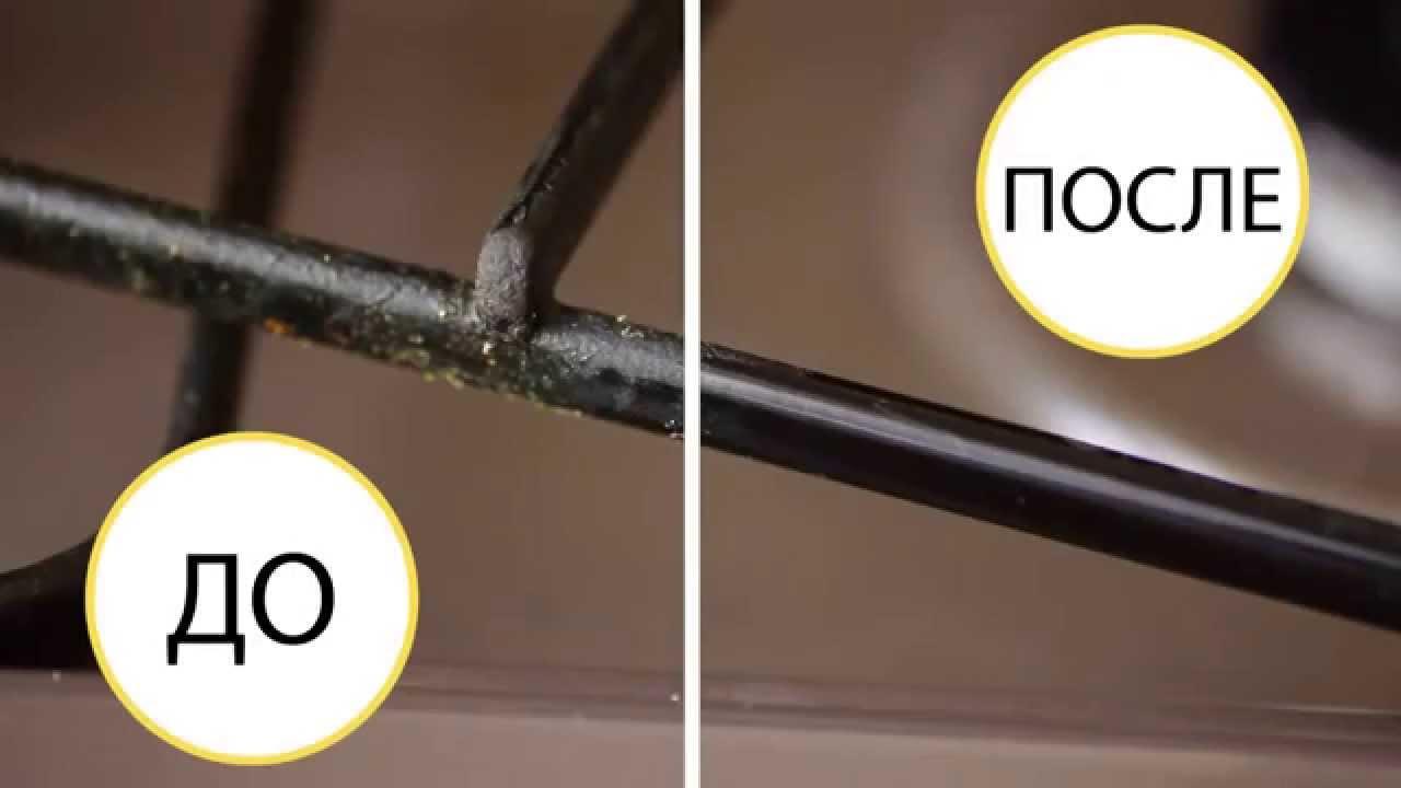 Как отмыть решетку на газовой плите: эффективные и простые методы очистки