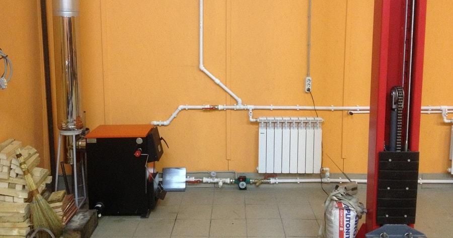 Выбираем самый экономичный способ отопления гаража из всех возможных вариантов