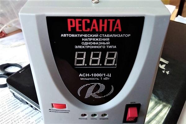 Стабилизатор напряжения для газового котла: какой лучше и как выбрать