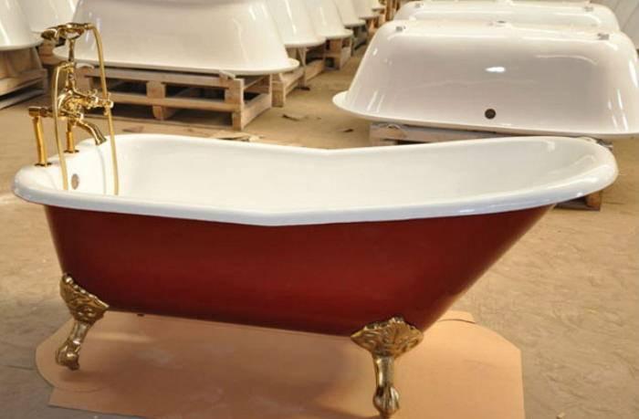 Акриловая ванна плюсы и минусы, способы ремонта и правила ухода