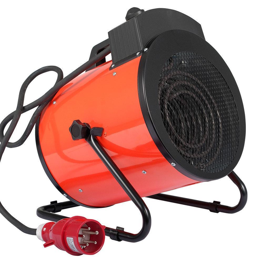 Как выбрать тепловую пушку электрическую: для гаража, для дачи или дома, на какие характеристики следует обращать внимание.