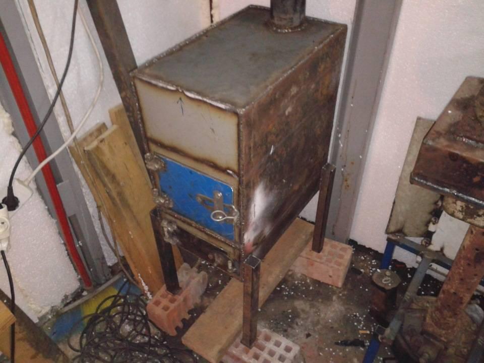 Обзор печей для обогрева гаража, плюс инструкция как сделать своими руками