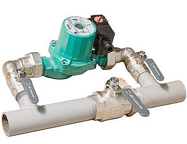 Насосы для отопления частного дома: их характеристики, циркуляционные, технические расчеты скорости в системе, размеры, габариты