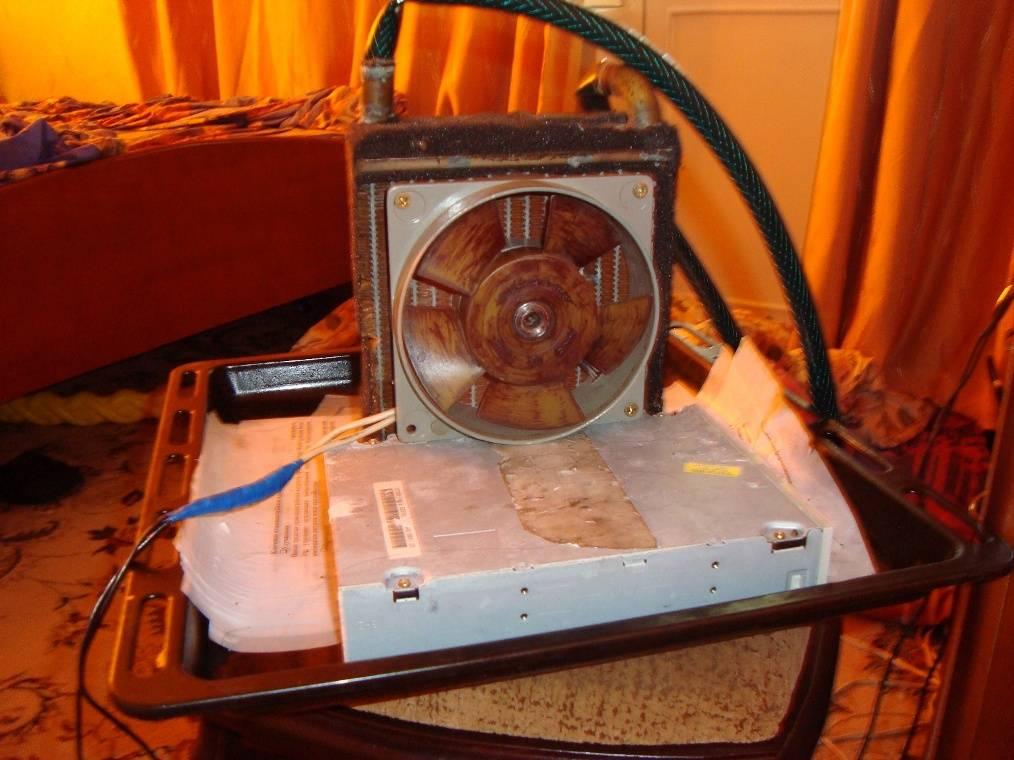 Кондиционер своими руками: в домашних условиях, из вентилятора, холодильника | ремонтсами! | информационный портал