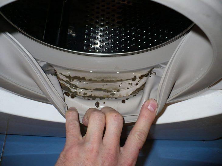 Как почистить стиральную машину от грязи и запаха