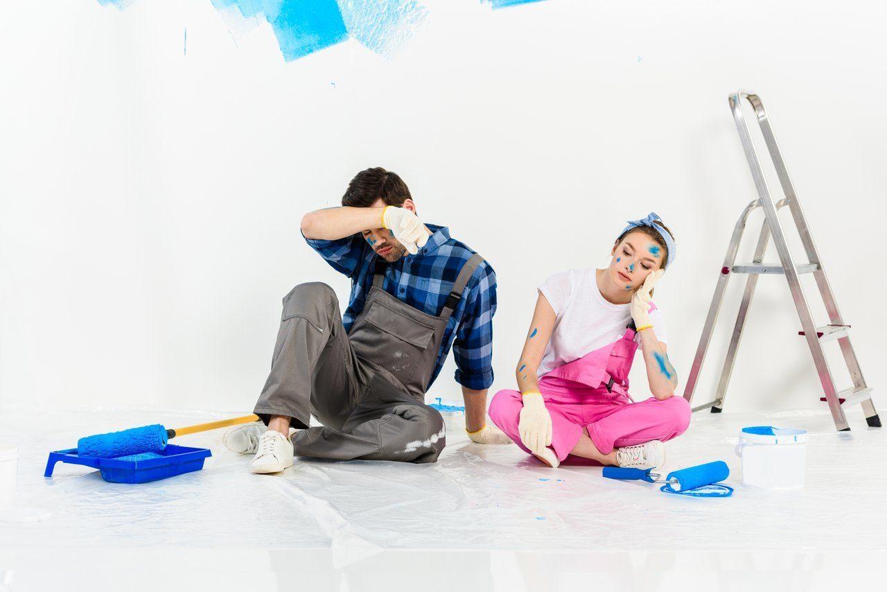 Главные ошибки в ремонте квартиры: фото провалов в ванной, спальне, детской, кухне