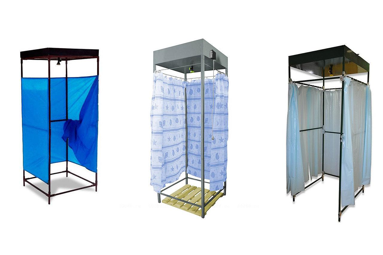 Как построить душ на участке своими руками, выбор участка под душ, особенности строительства душа своими руками на участке.