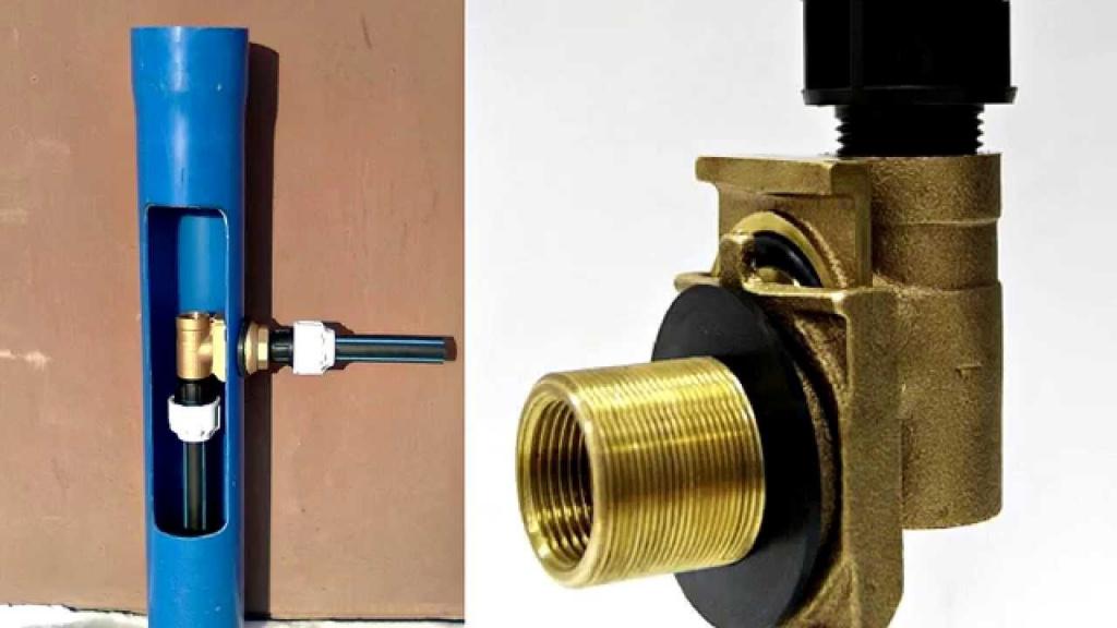 Скважинный адаптер: монтаж в трубу переходника для погружного насоса