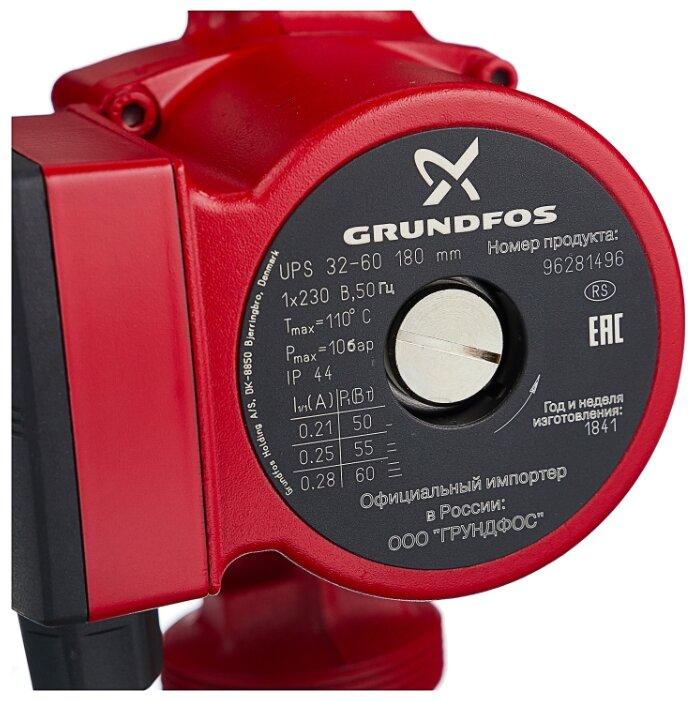 Циркуляционный насос для отопления grundfos: характеристики и установка водяного прибора типа грундфос в системе, его мощность