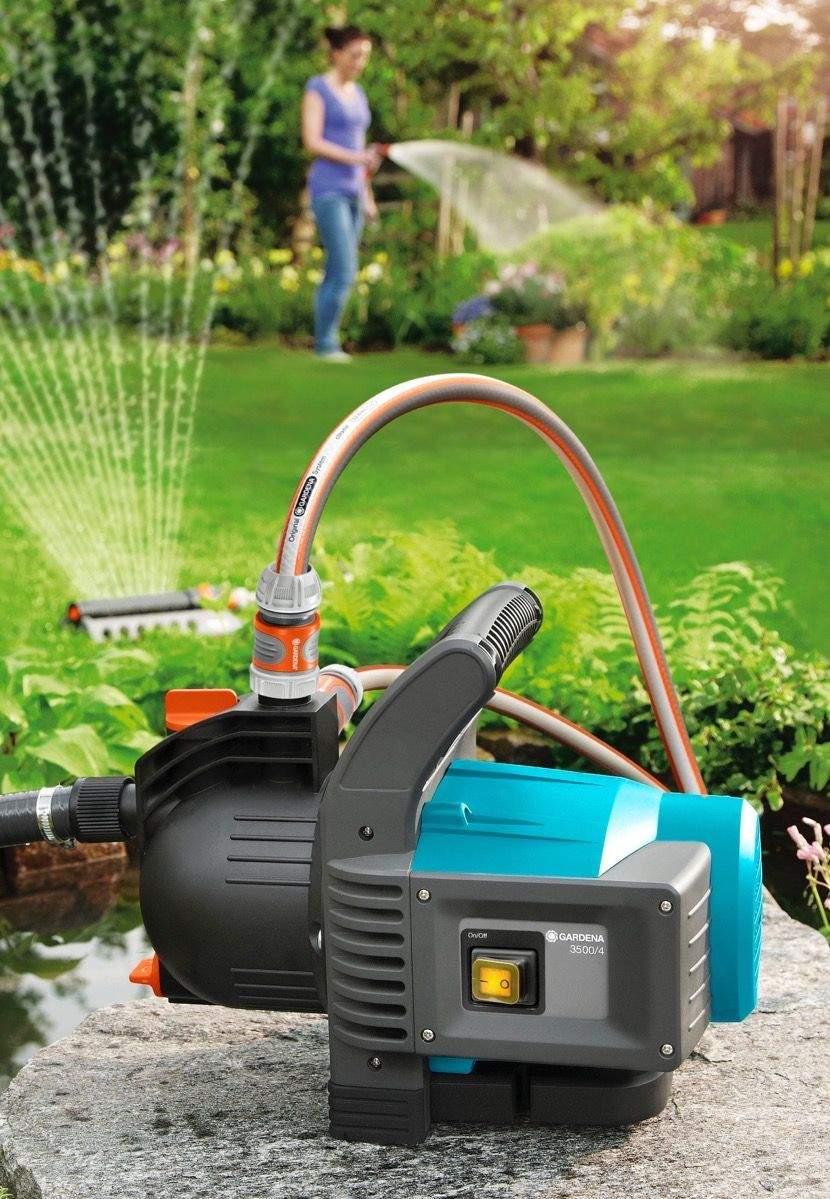 Как выбрать насос для полива огорода или дачного участка из бочки или водоема